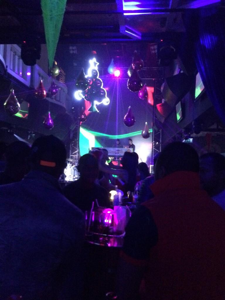 マカオ クラブ
