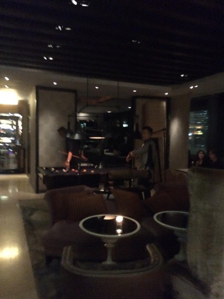 ランカイフォン ホテル バー