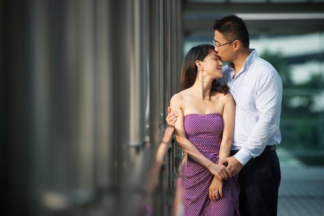 彼氏と香港旅行・女性 20歳代